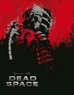 The Art of Dead Space by Martin Robinson Hardcover Book (English)