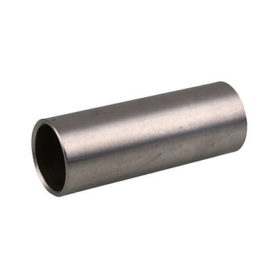 Stainless Steel Metal Guitar Slider Finger Knuckle Slides Cylinder Tube 60mm