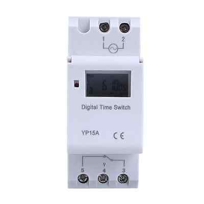 Digital Programmable Timer DC 12V 16A Time Timer Relay Switch Control
