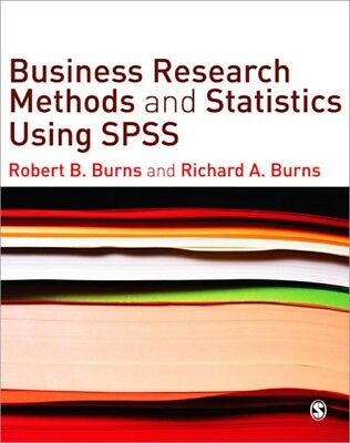 Business Research Methods and Statistics Using SPSS (Paperback), ...