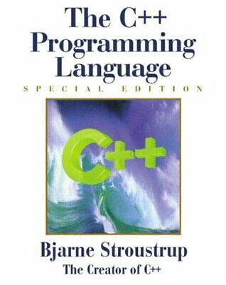 The C++ Programming Language, Special Edition by Stroustrup, Bjarne Hardback The