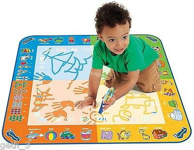 Tomy Aquadoodle Classic Colour Drawing Mat Brand NEW