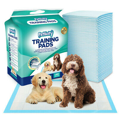Dog Puppy Extra Large Training Pads Pad Wee Wee Floor Toilet Mats 60 x 90cm New