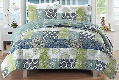 Home Fashion Designs Zahira Quilt Set