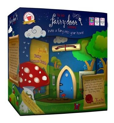 Irish Fairy Door - The Irish Fairy Door Company (Blue)