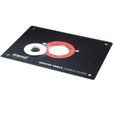 Trend RTI/PLATE Router Table Insert Plate