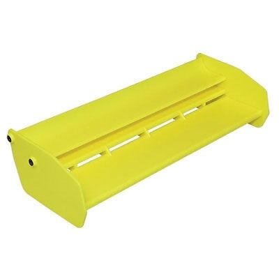 Yellow 1/8 Off-Road Tri-Level Buggy/Truggy Wing (HN-181Y) OFNA 16011