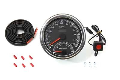 Multi Ratio Speedometer Tachometer Combo, EA,for Harley Davidson motorcycles,by