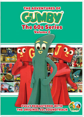 The Adventures of Gumby: The '60s Series: Volume 2 [New DVD]