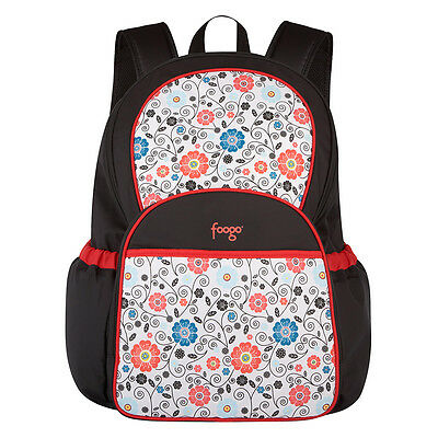 Thermos Foogo Diaper Bag Backpack Tote Insulated with Baby Changing Mat Laundry