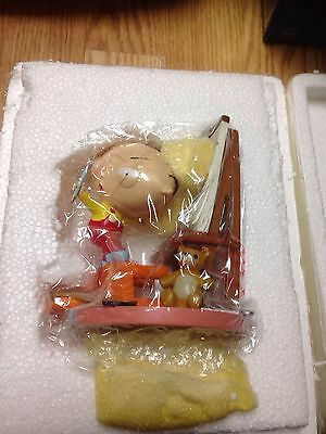 Htf Stewie Griffin Family Guy Statue - YOUR UPPANCE WILL COME Limited 2500