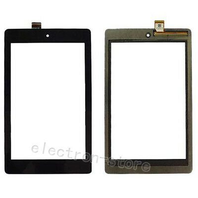For Amazon Kindle Fire HD6 Black Touch Screen Digitizer Glass Panel Replacement