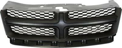 CPP Gray Grill Assembly for 2011-2014 Dodge Avenger Grille