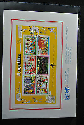 Lot 26259 Collection stamps of Year of the Child 1979.