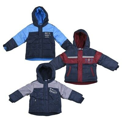 Children's Winter Jacket in various designs Water and Stain Resistant 86 -116