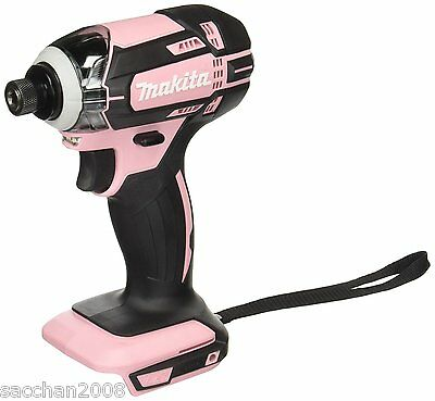 Makita Charging type Impact Driver TD149DZP 18V Pink Body Only New