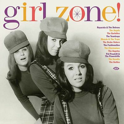 Big Beat Records - Girl Zone