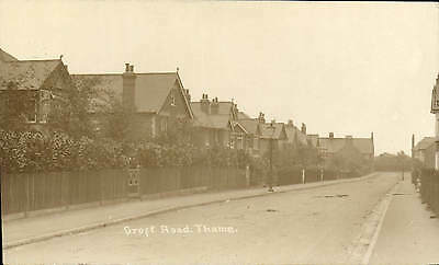Thame. Croft Road by WHA. Un-numbered.