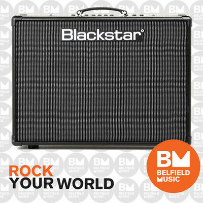 Blackstar ID Core Stereo 100 Guitar Amplifier Octaver Looper 2x50 w Amp Combo