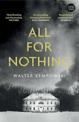 All for Nothing by Walter Kempowski Book The Cheap Fast Free Post