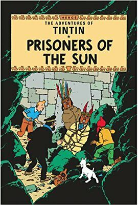 Prisoners of the Sun (The Adventures of Tintin) by Herg� Paperback Book The