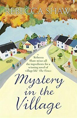 Mystery in the Village (Turnham Malpas 19) by Shaw, Rebecca Book The Cheap Fast