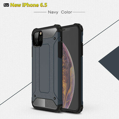 Heavy Duty Armor Hybrid Shockproof Hard Case Cover For iPhone 11 Pro MAX XS XR
