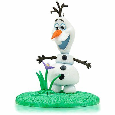 Hallmark Keepsake Ornament: Disney Frozen Olaf In Summer
