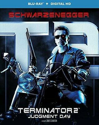 Terminator 2: Judgment Day (2015, Blu-ray NEUF) (RÉGION A)