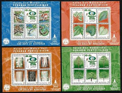 MALAYSIA MNH 2000 International Union of Forestry Research