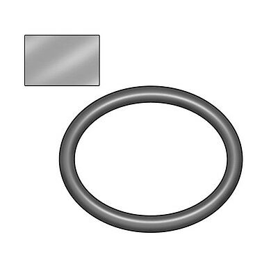 2JAW2 Backup Ring, 1/4 Fract W, 5 OD, PK 10