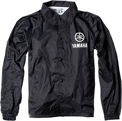 Factory Effex Black Yamaha Windbreaker 2XL 17-85214
