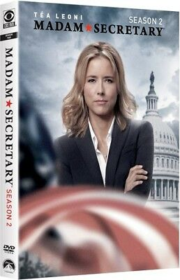 Madam Secretary: Season 2 [New DVD] Ac-3/Dolby Digital, Dolby, Standard Packag