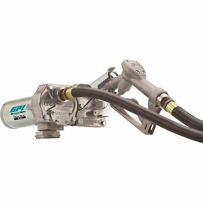 GPI 12 Volt Fuel Transfer Pump - 15 GPM, Model# M-150S-EM