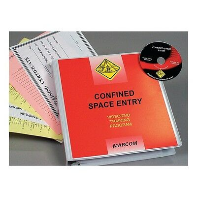 V000CSE9EO Confined Space Entry DVD