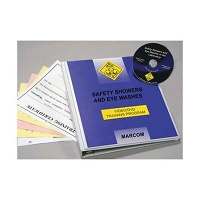 V0001209EL Safety Showers Eye Washes in the Lab DVD