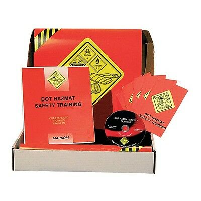 K0000359EO DOT HAZMAT Safety Training DVD Kit