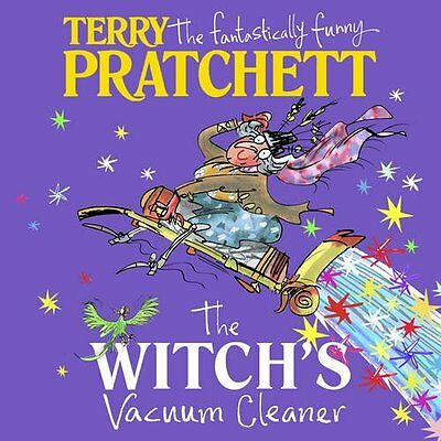 The Witch's Vacuum Cleaner: And Other Stories By  Terry Pratchett