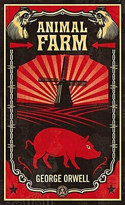 Animal Farm: A Fairy Story (Penguin Essentials) by Orwell, George Paperback The