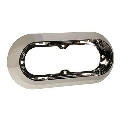 42153 Surface Mount, Chrome, Snap- In