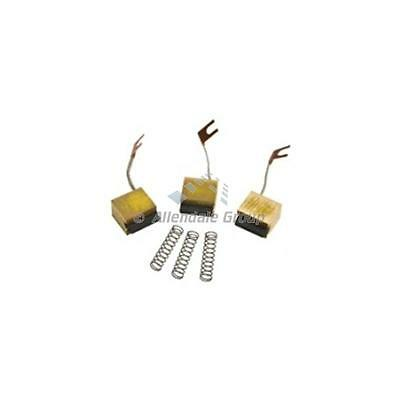 Pack of 3 BR627 Kit Replacement brush set for use with Regavolt 1225