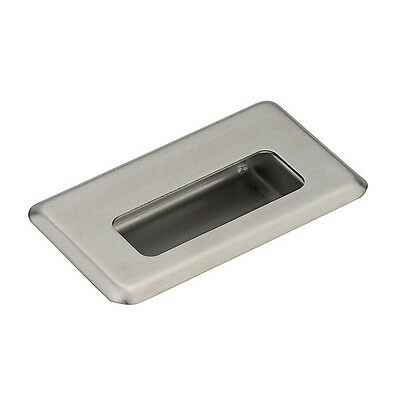 HH-FB-2/S Stainless Steel Recessed Pull