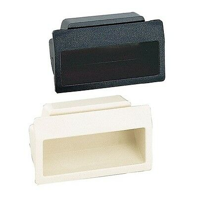 AT-70-I Recessed Pull, Ivory, 2-3/4 In
