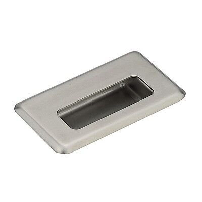 HH-FC-2/S Stainless Steel Recessed Pull