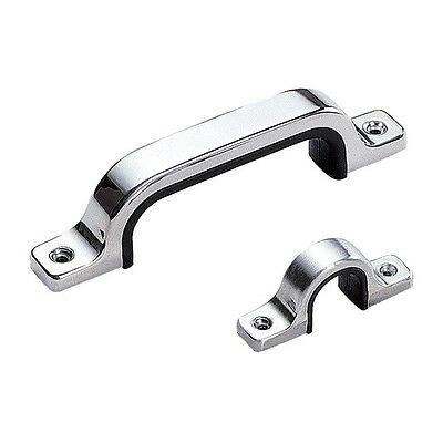 US-120/S Stainless Steel Handle with Rubber Grip