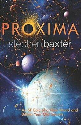 Proxima by Baxter, Stephen Book The Cheap Fast Free Post
