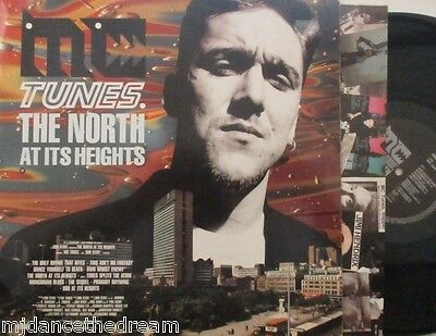 MC TUNES - The North At Its Heights ~ VINYL LP