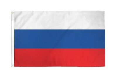 3x5 Russian Flag Russian Federation Banner Country Pennant