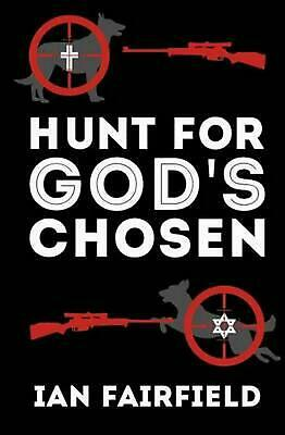 Hunt For God's Chosen by Ian Fairfield (English) Paperback Book Free Shipping!