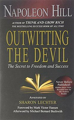 Outwitting the Devil: The Secret to Freedom and Success NUEVO Brossura Libro  Na